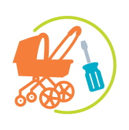 Stroller Cleaning & Repairs